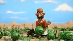 The Farmer & the Robot 01